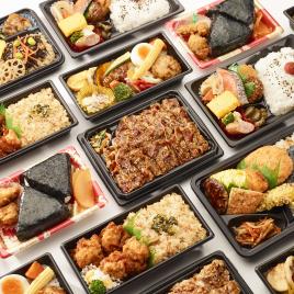 BOXED MEALS