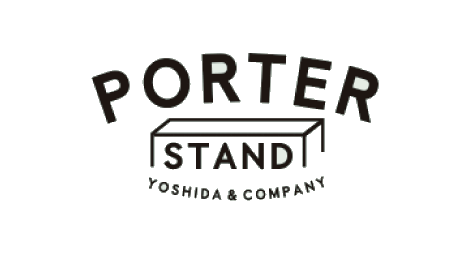 PORTER STANDロゴ
